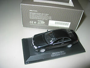 Mercedes CLK 143 Minichamps  Mercedes MUSEUM version  BLACK C209 - <span itemprop='availableAtOrFrom'>Request, London, United Kingdom</span> - Mercedes CLK 143 Minichamps  Mercedes MUSEUM version  BLACK C209 - Request, London, United Kingdom