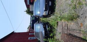 2003 and 2000 Cadillac DTS