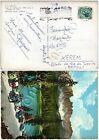 2419 - Repubblica - 70 lire Siracusana su cartolina per Brasile, 12/08/1962