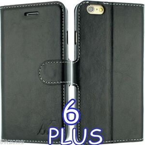 FOR-APPLE-IPHONE-6-5-5-PLUS-LUXURY-LEATHER-WALLET-CASE-COVER-FLIP-POUCH-BACK