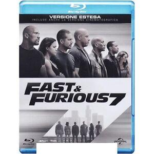 FILM-BLURAY-FAST-amp-FURIOUS-7-VERSIONE-ESTESA-NUOVO-ITALIANO-ORIGINALE-SIGILLATO