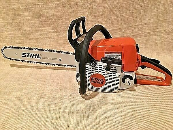 cf040d0a836 Stihl MS 250 Chainsaw w 18