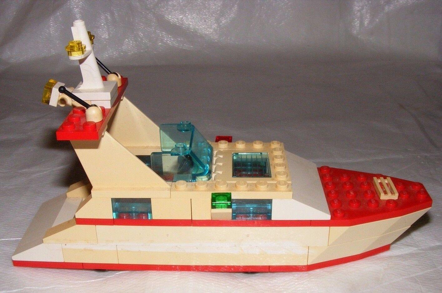 1994 LEGO Pleasure Cruiser Boat Boat Boat 1792 COMPLETE b5d27d
