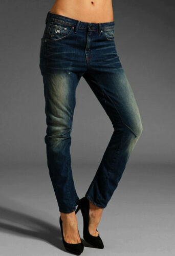 JEANS PANTALON FEMME G-STAR ARC 3D TAPERED  WOMAN TAILLE  W27  L30 VAL 130€