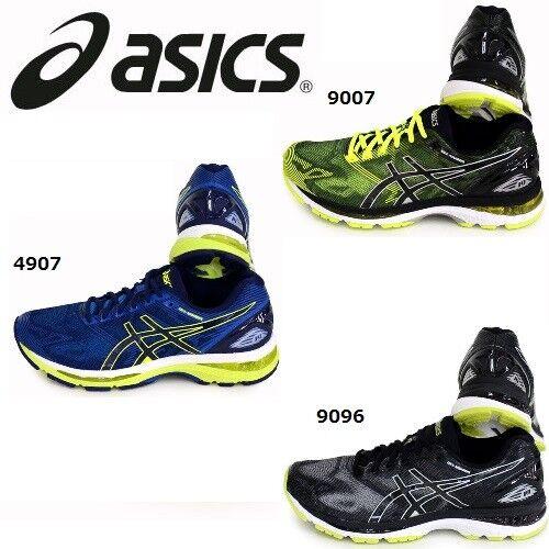 New asics Running Shoes GEL-NIMBUS 19 TJG752 Freeshipping!!