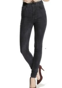 Super Levi's Rrp Jeans Skinny Mile High Black £85 BzgqZwa