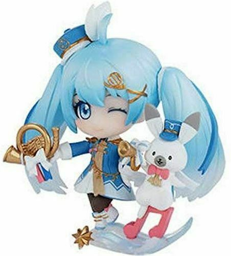 Snow Parade Mini Figure /& Strap  Snow Miku 2020 Assort Bandai Hatsune Miku JAPAN