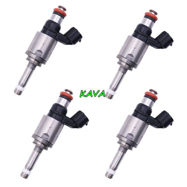 Set Of 4 Fuel Injectors For 2018-2019 Honda CR-V Acura TLX