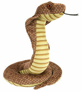 Wild-Republic-12233-Cobra-Cobra-30-CM-Stuffed-Animal-Toy