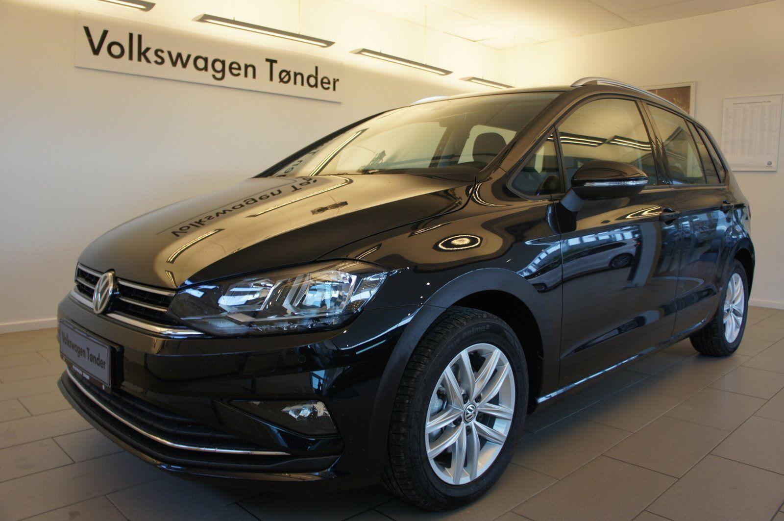 VW Golf Sportsvan 1,5 TSi 150 Comfortline DSG 5d - 324.900 kr.