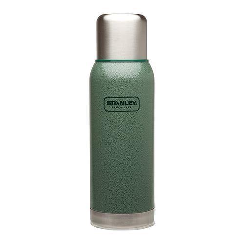 Stanley Adventure Stainless Steel Vacuum Bottle Hammertone Green Thermos Flask