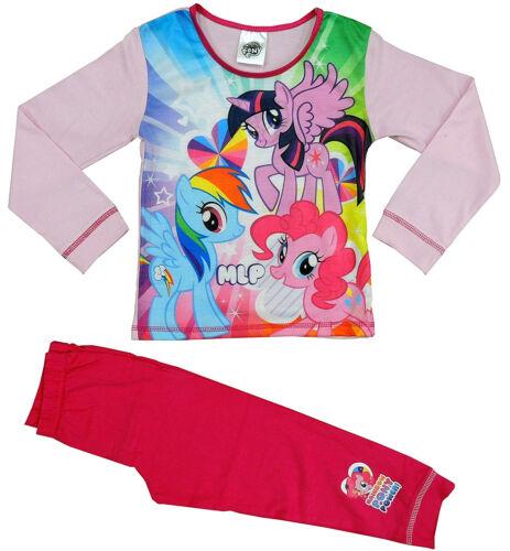 età 18-24 MESI a 4-5 anni My Little Pony pigiama