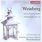 Mieczyslaw Weinberg - : Cello Concerto; Symphony No. 20 (2012)