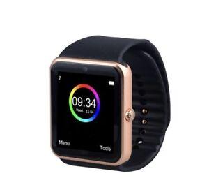 Waterproof Bluetooth Smart Watch W Sim For Apple Iphone Kids