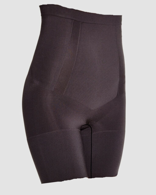 SPANX SS1915 Women/'s OnCore High-Waisted Mid-Thigh Short Shaper Black Size L