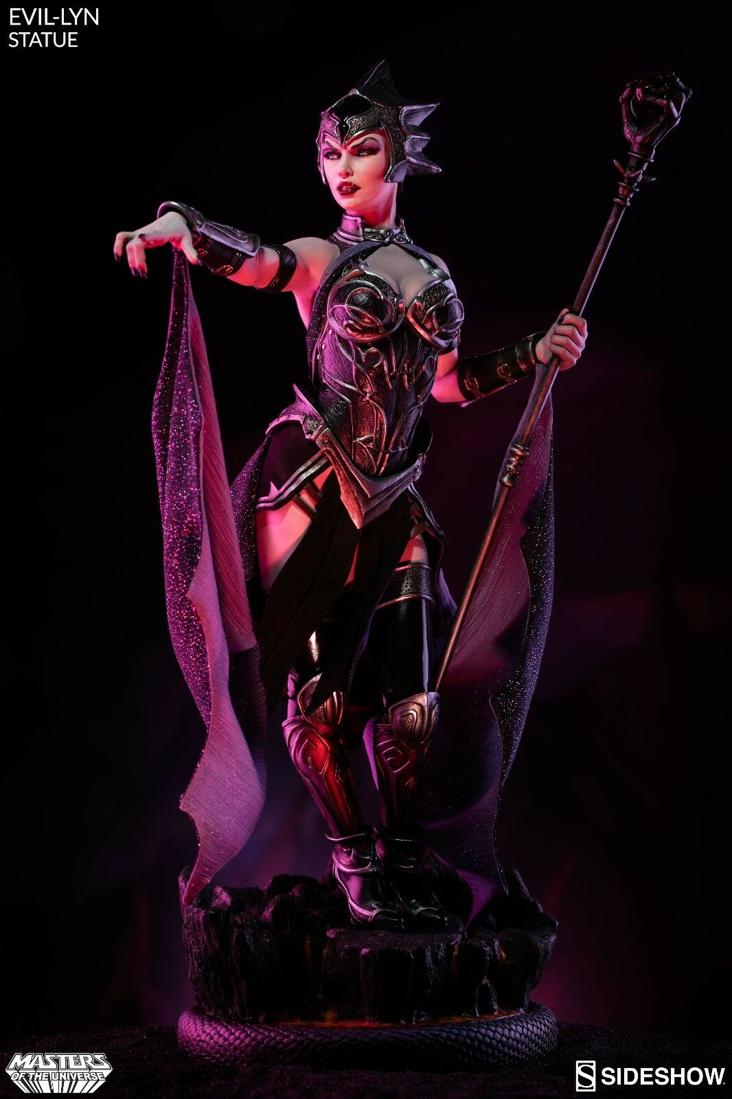 Sideshow - Masters of the Universe  Evil Lyn 1 5 Statue - MOTU