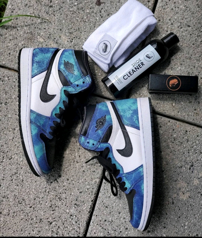 Nike Air Jordan1 mix colors brand new in their Boxes