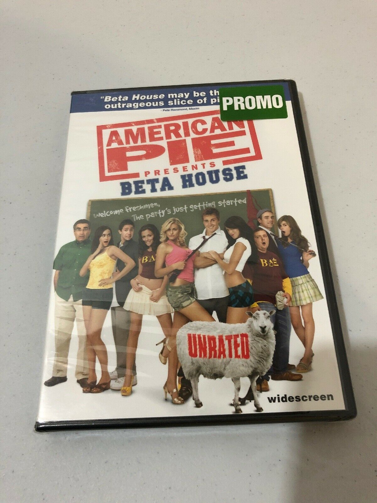 American Pie Presents Beta House Full Movie american pie presents: beta house (dvd, 2007, unrated)