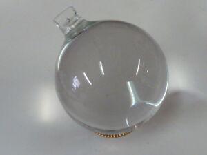 1 Boule De Lustre Lisse - Diamètre : 3.00cm -ki Ventes Pas ChèRes 50%