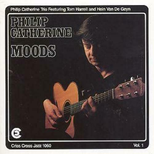 Philip Catherine Trio : Moods: Vol. 1 CD (1999) ***NEW*** FREE Shipping, Save £s