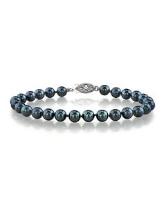 5-5-6-0mm-Akoya-Black-Pearl-Bracelet