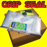 Grip Seal Bags Self Resealable Mini Grip Poly Plastic Clear Bags