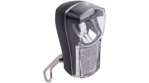 """CONTEC Batterie Fahrrad LED-Scheinwerfer /""""Dutch Classic HL-007/"""" 30 Lux"""