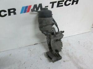BMW-E36-320-323-328-M52-Carcasa-De-Filtro-de-aceite-sin-Tensor