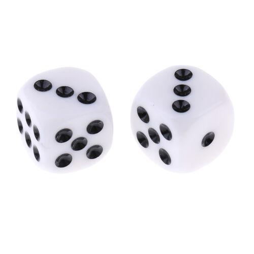Zauberartikel & -tricks 2 Stück Deluxe Forcing Würfel Russische Würfel Zaubertricks Requisiten