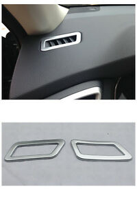 Matt Inner Front Air Condition Vent Outlet Cover for Nissan Qashqai 2014-2018