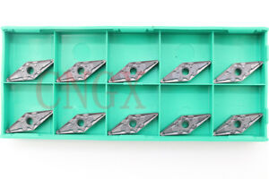 DNMG431-BF WS7125 CNC Carbide inserts for Stainless steel 50P DNMG150404-BF