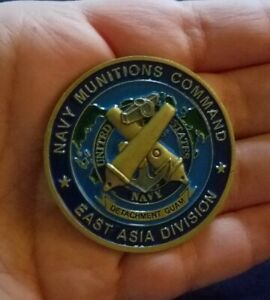 Navy-Munitions-Command-East-Asia-Division-Challenge-Coin-Commander-Joint-Region
