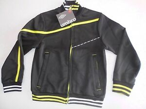 Veste-UMBRO-Zipee-Junior-Enfant-8-9-ans-GARCON-Sweat-Shirt-Hoodie-Gilet-10