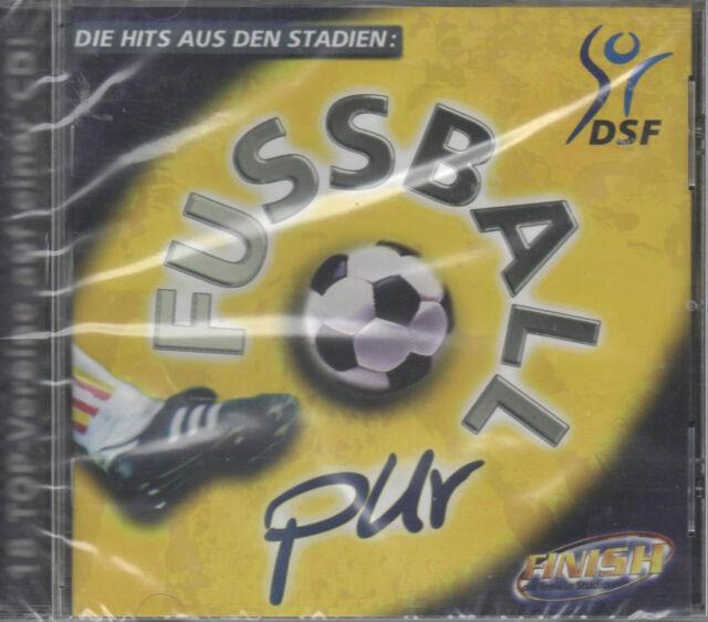 Fussball pur Die Hits aus den Stadien CD NEU Herta BSC Borussia Dortmund HSV