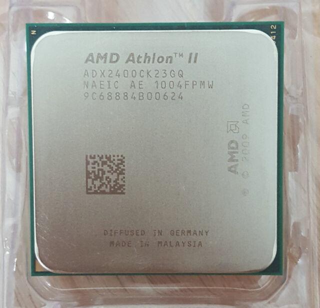 AMD Athlon II X2 240 2.8GHz Dual-Core (ADX240OCGQBOX) Processor