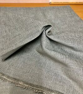 SUPER-LUXURIOUS-GREY-CHENILLE-UPHOLSTERY-FABRIC-2-2-METRES