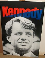 KENNEDY FOR PRESIDENT HUGE COLOR POSTER