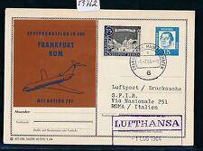 59762) Zudruck GA LH FF FFT - Rom 1.7.64 P 81 BPK Luther B. 258 Wiesbaden Golf