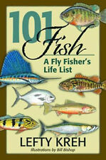 101 Fish - Lefty Kreh - NEW & AUTOGRAPHED First Edition FREE SHIPPING