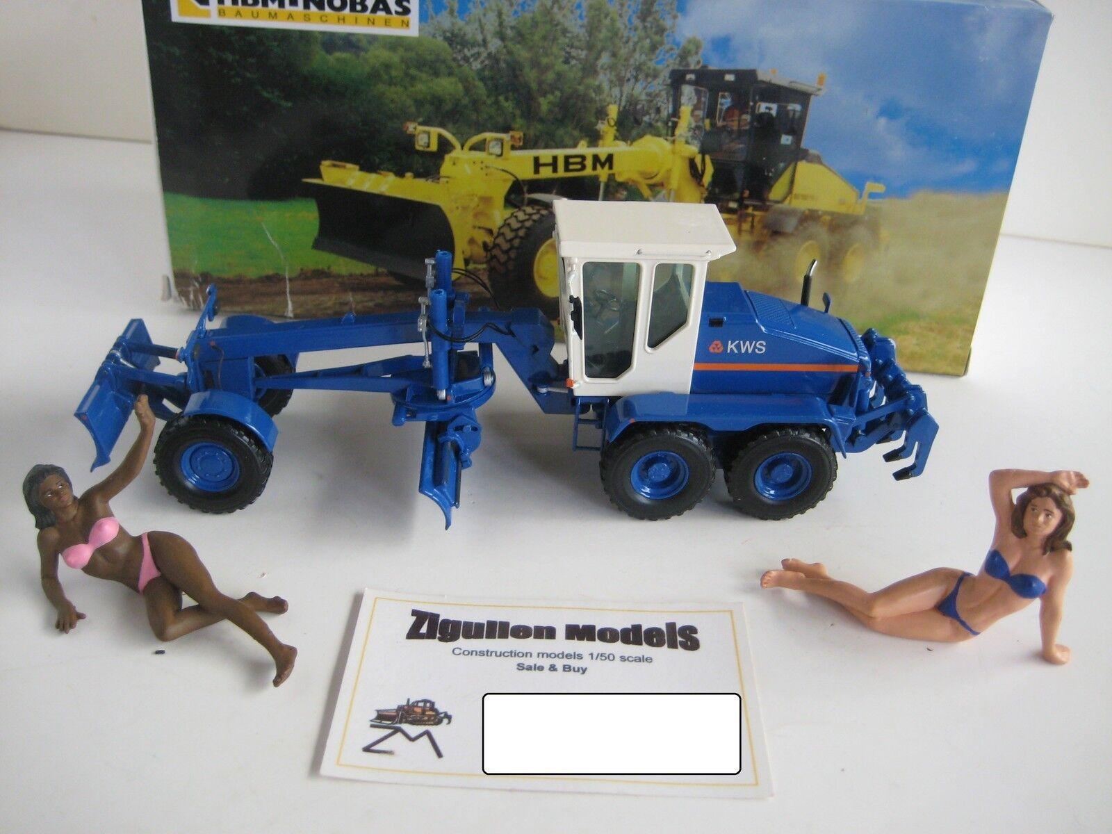 HBM BG 190 TA 3 KWS GRADER  638 NZG 1 50 OVP  | Praktisch Und Wirtschaftlich