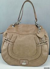 FREE Ship USA Handbag GUESS Neeka Hobo Bag Camel Ladies Prime