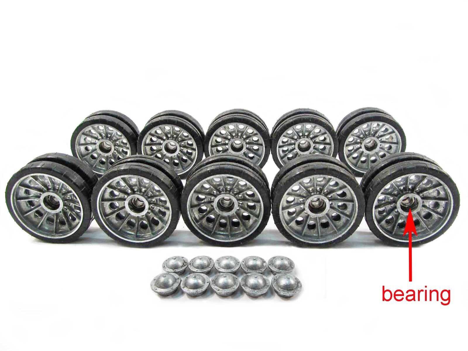 Mato 1 16 T-34 85 Metal Road Wheel Set with bearing MT183