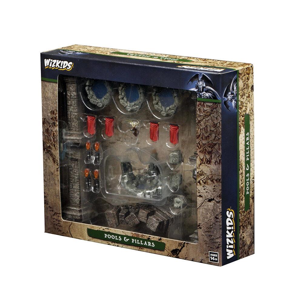 Pools and Pillars - Wizkids Miniatures - Dungeons & Dragons - WZK73050