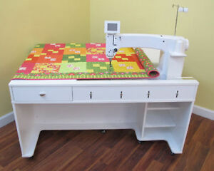 Arrow Quilty Heavy Duty Sewing Cabinet Table For Any Long
