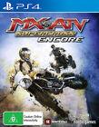 MX VS ATV Supercross Encore Ps4 Sony PlayStation 4 and