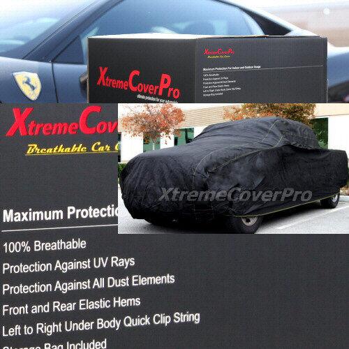2013 Chevy Silverado 1500 Ext Cab 6.5ft Standard Box Breathable Car Cover