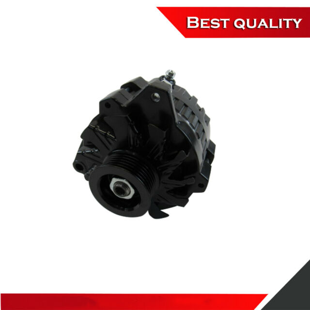 Suit Chevy Gm Left Mount Serpentine 130 Amp High Output