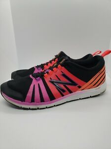 Details about New Balance 811 Fantom Tape Cush Womens Black Pink Running Shoes Size 10 M (B)
