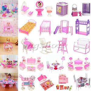 Casa mu ecas en miniatura accesorios para barbie casa - Accesorios para casa de munecas ...