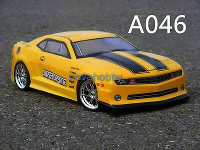 1/10 Painted RC Car Chevrolet Camaro Body Shell 190mm (A046)